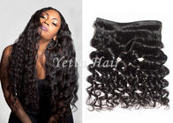 China Bouncy Natural Wave Virgin Brazilian Curly Hair Extensions For Dream Girl company