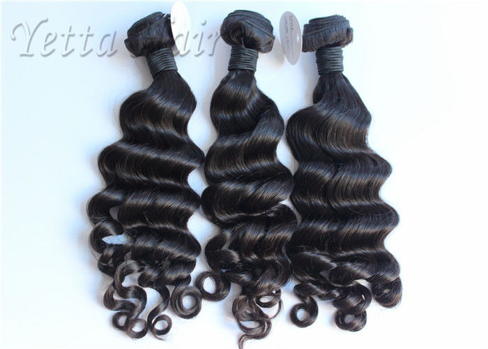 12 30 Raw Unprocessed Malaysian Curly Hair Weave For Women