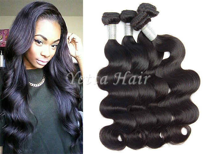 Peruvian Body Wave Human Hair Weave Unprocessed Human Hair Extensions