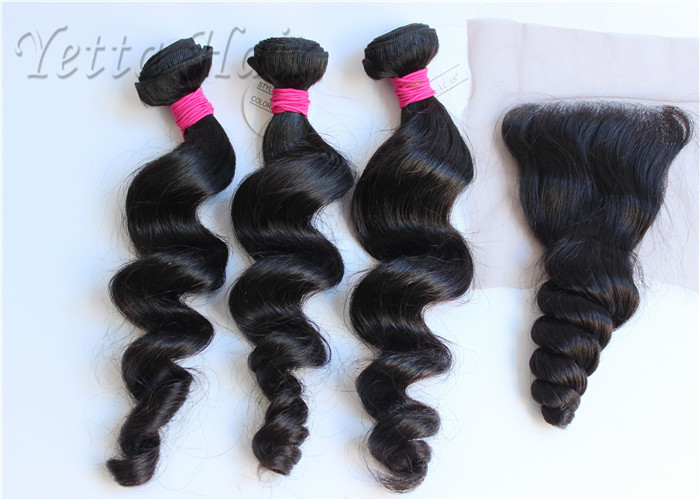 18 Or 20 Inch Brazilian Weave Hair Extensions Can Be Dyed And Bleached