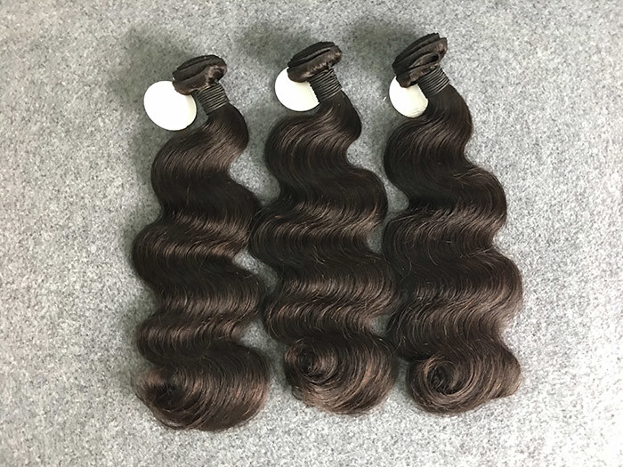 Real Natural Brazilian Weave Hair Extensions 8a Weave Bundle 10 30