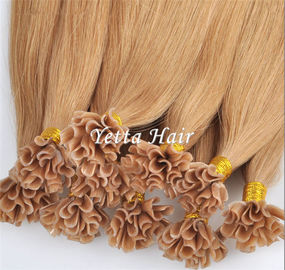China Professional 1 Gram Pre Bonded Hair Extensions No Chemical No Mixture factory