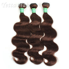 China Fashionable Real Unprocessed Brazilian Curly Hair Weave / 7A Hair Extensions With Smooth factory