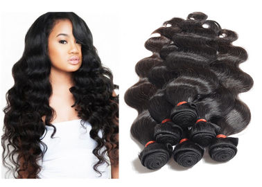 China Full Cuticles Body Wave Unprocessed 8A Virgin Hair With Lace Closure factory
